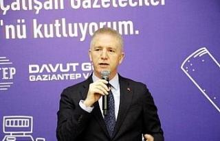Gaziantep Valisi: Bizimki Türkiye'deki en çirkin...