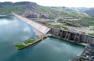 Avrupa'nın en büyük barajı ekonomiye yaklaşık...