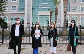 Antalya Barosu başkan adayından Hıfzıssıhha Kurulu...
