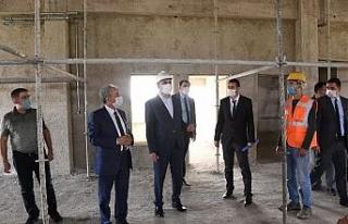 """Başkan Altay: """"Akşehir mezbahası bölgenin..."""