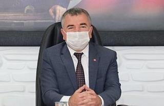 """Başkan Özdemir: """"Azerbaycanlı kardeşlerimizin..."""