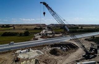 Halkalı-Kapıkule Demir Yolu Hattı Projesi'nin...