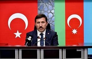Karatay Belediye Meclisi'nden Azerbaycan'a tam...