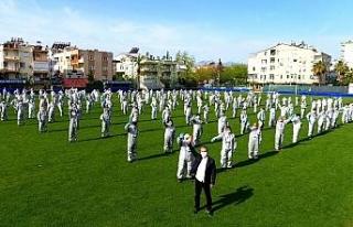 """Muratpaşa, """"En İyi Uygulama"""" ödülüne..."""