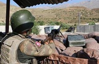 Yunanistan sınırında yakalanan 'Turuncu'...