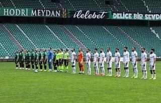 2. Lig: Kocaelispor: 1 - Afjet Afyonspor: 1