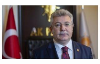 """AK Partili Akbaşoğlu: """"CHP yalanın, kumpasın..."""