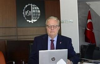 """ASO Başkanı Özdebir: """"Merkez Bankası'nın..."""