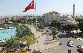 Aydın'da 1 yılda 2 bin 711 binaya yapı ruhsatı...