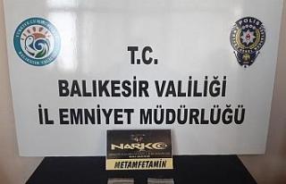 Balıkesir'de 12 şahsa uyuşturucu operasyonu