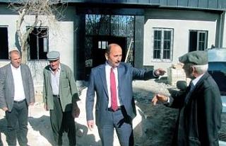 Başkan Doğru, Esentepe Sosyal Tesis inşaatını...