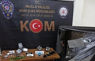 CHP'li Milas Belediyesine rüşvet operasyonu