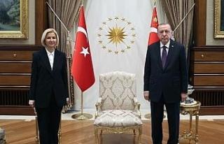 Cumhurbaşkanı Erdoğan, Gagavuz Özerk Yeri Başkanı...