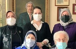Cumhurbaşkanı Erdoğan'dan, Osmanlı Hanedanı...