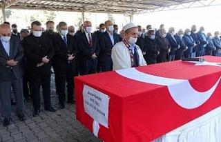 Eski Devlet Bakanı Ahmet Şanal memleketi Osmaniye'de...