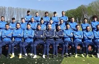 Gelendostspor'da teknik ekip ve sportif direktör...
