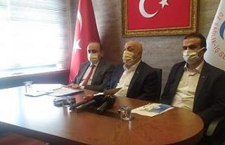"""HAK-İŞ Genel Başkanı Arslan: """"Lütfen sağlık..."""