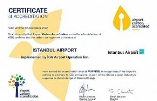 İstanbul Havalimanı, Uluslararası Havalimanları...