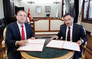 İzmir Yüksek Teknoloji Enstitüsü ile Afyonkarahisar...