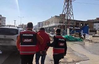 Jandarma JASAT timine yakalanan 3 kişi tutuklandı