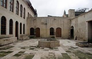 Kilis'te 63 yıldır kapalı olan sinagog 2 milyon...