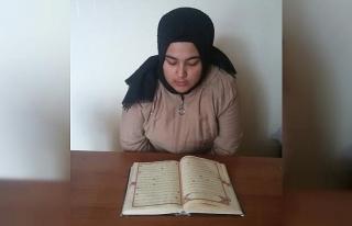 Kur'an-ı Kerim'i güzel okumada Ordu'yu temsil...