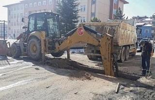 Kütahya'da alt yapı sorunları çözüme kavuşuyor