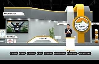 Marmaris Ticaret Odası Dijital Turizm Fuarında Marmaris'i...