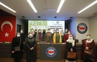 """Memur-Sen Kadınlar Komisyonu Başkanı Aydın: """"Millete..."""