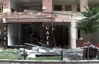 Şişli'de 7 katlı binada yangın çıktı, mahalleli...