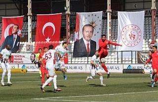 TFF 1. Lig: RH Bandırmaspor: 1 - Ankara Keçiörengücü:...