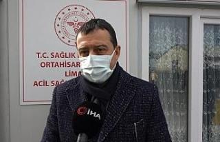 Trabzon'da korona virüste hedef mavi nokta