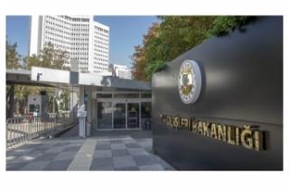 Dışişleri: Türkiye ve Rusya, diyalog ve işbirliğini...