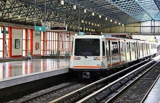 Metro ve Ankaray istasyonlarında bulunan iş yerleri...