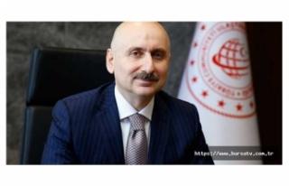 Bakan Karaismailoğlu: Türksat 5A, yolculuğunun...