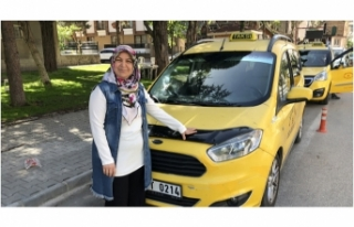 3 çocuk annesi İsmihan Topak aile ekonomisine katkı...