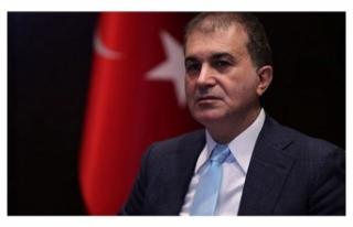 AK Parti'li Çelik'ten 'Gazze'...