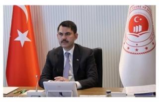 Bakan Kurum: Türkiye, tüm ülkelerden İsrail'in...