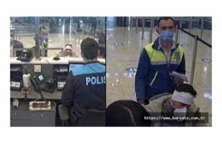 Havalimanı'nda 'VIP göçmen kaçakçılığı'...