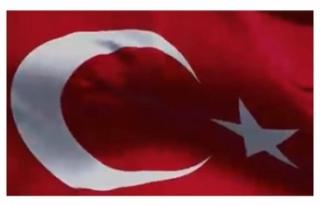 İdlib'de şehit olan Mehmetçik için başsağlığı...