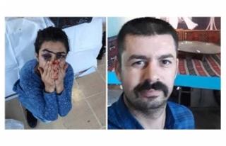 İşkenceci koca, Melek İpek'i aldattığı Melike'ye...