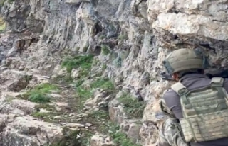 MSB: Irak'ın kuzeyinde PKK'ya ait önemli...