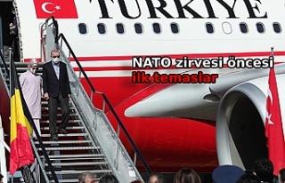 Cumhurbaşkanı Erdoğan, Macaristan Başbakanı ile...