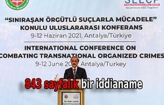 Yargıtay Başsavcısı Şahin: HDP kararının 15...