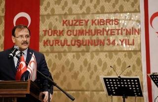Türkiye, Kıbrıs'ın yanında