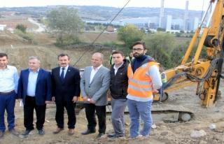 Yenişehir'e yeni köprü