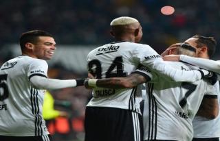 Beşiktaş Kasımpaşa maçında skoru Talisca belirledi