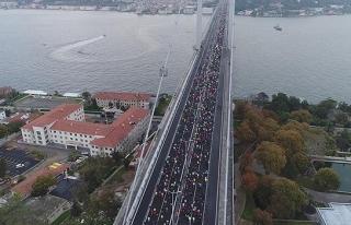 39. İstanbul maratonu çok iyi geçti
