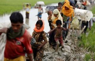 Myanmar'daki olaylar HRW raporu'nda
