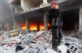 Abluka'da 397 sivil hayatını kaybetti